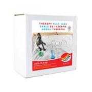 SandtastikMD – Sable grossier pour bac à sable à usage thérapeutique, blanc naturel, 25 lb