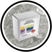 SandtastikMD – Pierres décoratives colorées « Coloured ICE », 20 lb