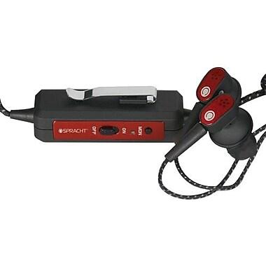 Spracht – Casque d'écoute intra-auriculaire à 3 micros Konf-X Buds™, à réduction active du bruit