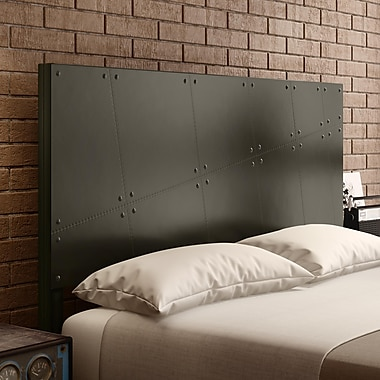 Amisco – Tête de lit en métal Jet Plane, pour grand lit