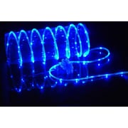 Hi-Line Gift Rope Lights, Submersible 120 LED Lights, 20'