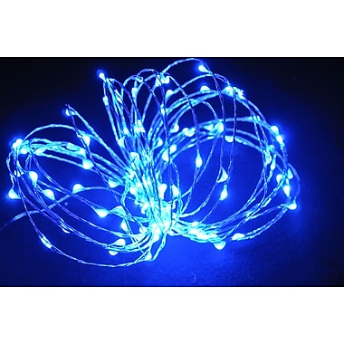 Hi-Line Gift LED String Lights, 120 LED, 6M