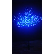 Hi-Line Gift Floral Lights, Outdoor Cherry Blossom Tree, 600 LED Lights