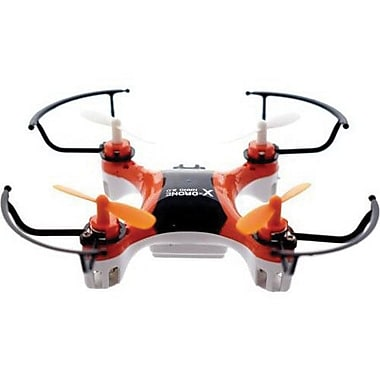 MYEPADS 12 Years and Up X-Drone Nano 2.0 Aerial R/C Drone Quadcopter Toys