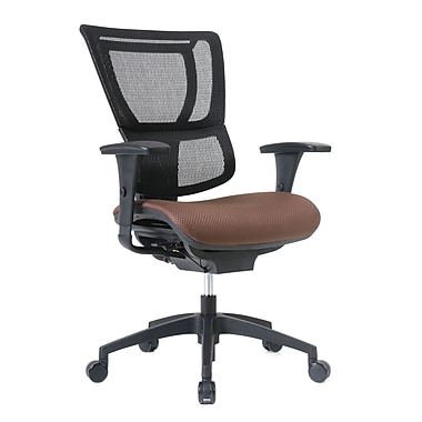 Staples Professional Series 1500TF Chairs, Mesh Back & Fabric Seat