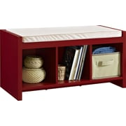 Dorel Entry Storage Bench with Cushion