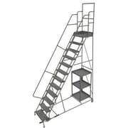 Tri-Arc – Échelle à roulette pour cueillette de marchandises, 24 x 120 po, 12 marches