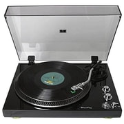 Techplay 2-Speed Analog Turntables with Built In Phono Pre-Amp