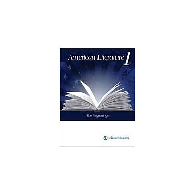 Center For Learning American Literature [eBook]