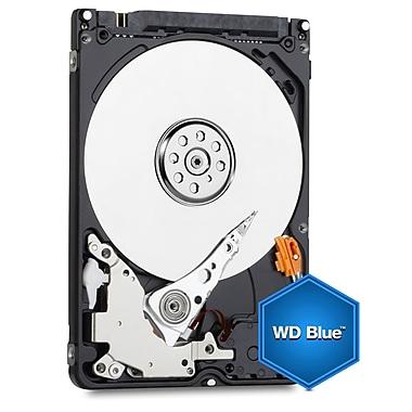WD – Disque dur interne WD Blue Mobile, 1 To, SATA, 6 Gbit/s, 2,5 po, 8 Mo (WD10JPVX)