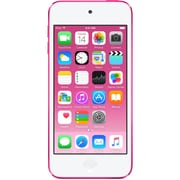 Apple iPod Touch, 6th Generation, 128 GB, Pink (MKWK2VC/A)