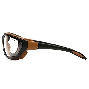 Carhartt Cartage Safety Eyewear Glasses, Anti-Fog, Box of 6