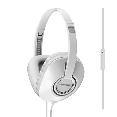 Koss Full Size D Profile Lightweight On-Ear Headphones with Mic