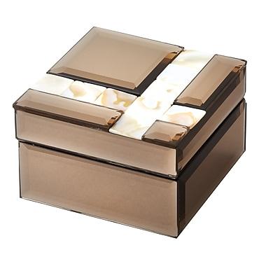 Elegance Mirror Jewelry Box