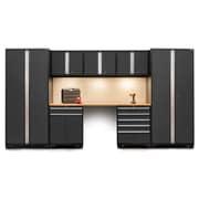 NewAge Products Pro Series 3.0 8-Piece Garage Storage Set