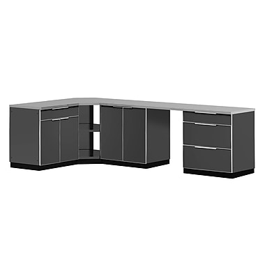 NewAge Products Outdoor Kitchen 6-Piece Cabinet Set
