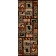 Nature 6548 Brown Lodge Runner