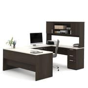 Bestar Ridgeley U-Shaped Desk