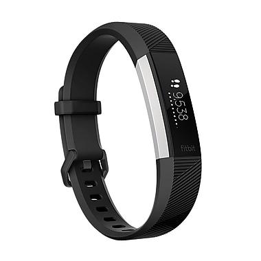 Fitbit – Bracelet moniteur d'activité Alta HR, noir