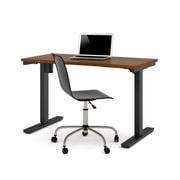 "Bestar Electric Height-Adjustable Table, 24"" x 48"""
