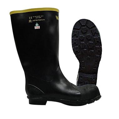 Viking Handyman Lightweight Rubber Boot, Steel Toe & Plate