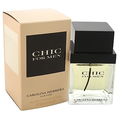 Carolina Herrera Chic EDT Spray, Men