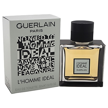 Guerlain L'Homme Ideal EDT Spray, Men