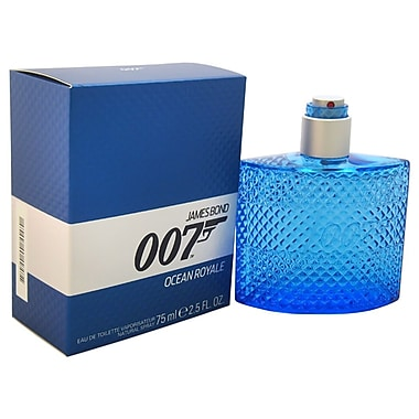 James Bond James Bond 007 Ocean Royale EDT Spray, Men