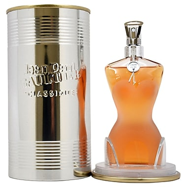Jean Paul Gaultier Classique EDT Spray, Women
