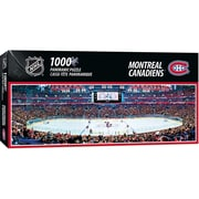 Masterpieces Puzzle Company NHL 1000 Piece Panoramic Puzzles
