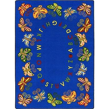 Joy Carpets Butterfly Delight, 10'9