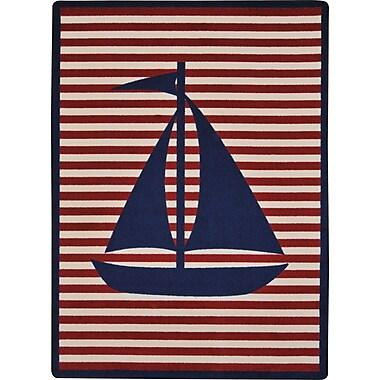Joy Carpets – Tapis Following Seas, 3 pi 10 po x 5 po