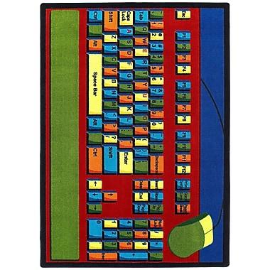 Joy Carpets Keyboard Connection, 7'7