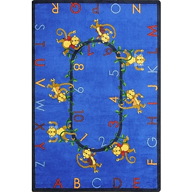 Joy Carpets Monkey Business, 7'8
