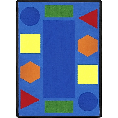 Joy Carpets Sitting Shapes, 7'8