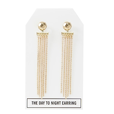 Foxy Originals Nugget Day to Night Earrings