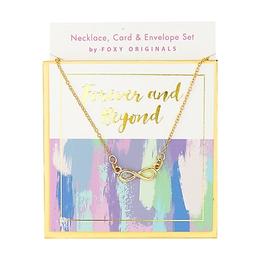 Foxy Originals Sweet Notes Forever & Beyond Necklaces