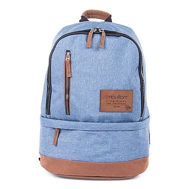 Wander Backpacks In Polyester, Indigo