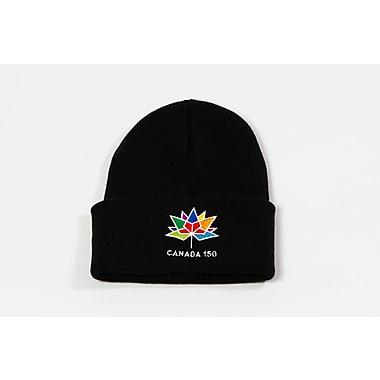 Tuques de commémoration Canada 150, noir