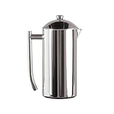 Frieling 18/10 Stainless Steel French Press, 36 Ounce