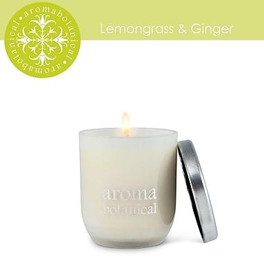Aromabotanical – Bougie citronnelle et gingembre