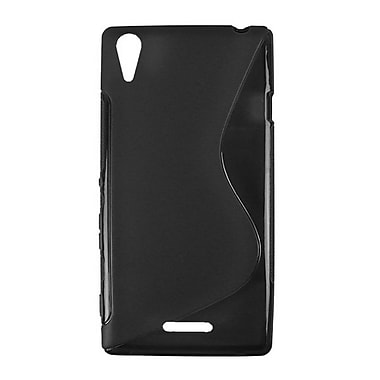 Zanko TPU Cell Phone Fitted Case for Sony Xperia T3