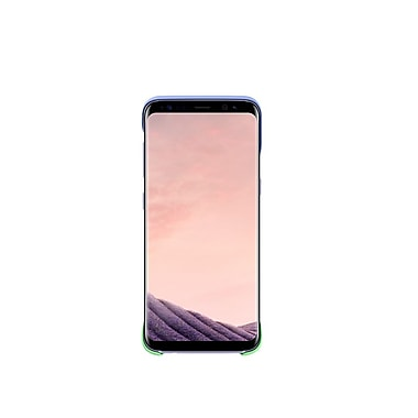 Samsung Alcantara Cover Bumper Case for Galaxy S8+