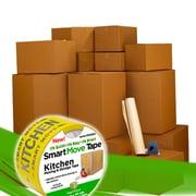 Uboxes Bigger Boxes - Smart Moving Kits