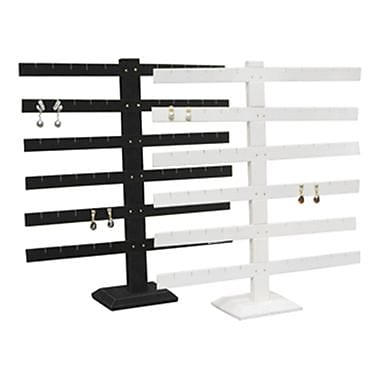 Zakka Earring T-Bar 72pair Display Stand