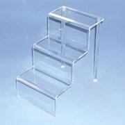 Zakka – Présentoir en escalier en acrylique transparent
