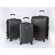 Via Rail Canada Jasper 3 Piece Luggage Set
