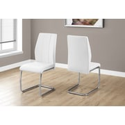 "Monarch I 1075 Dining Chair - 2pcs, 39""H"