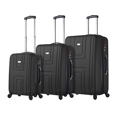 Mia Viaggi ITALY Ferrara Hardside Spinner Luggage Set, 3 Piece/Set