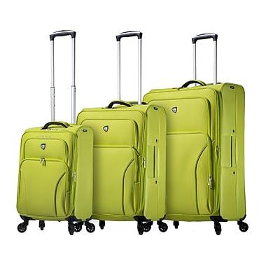 Mia Toro ITALY Elio Softside Spinner Luggage Set, 3 Piece/Set
